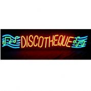 Discotheque Neon Sign